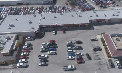 Case Study: San Pedro Village Shopping Center Roofing