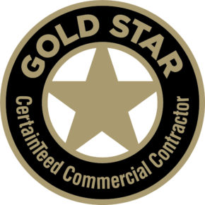 Gold Star Certainteed Commercial Contractor