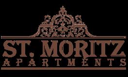 St. Moritz Apartments logo