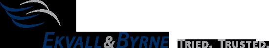 Ekvall & Byrne logo